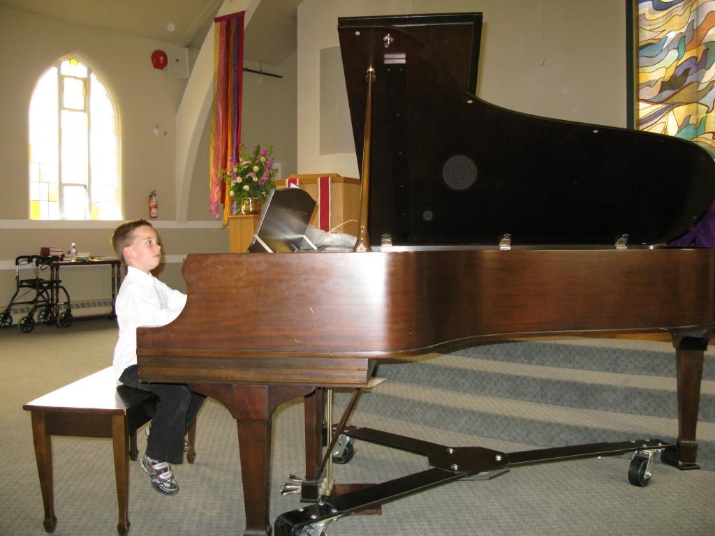 Recital 2008 133