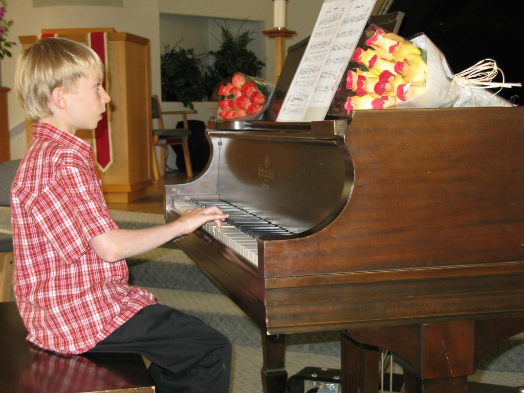 Recital 2008 205