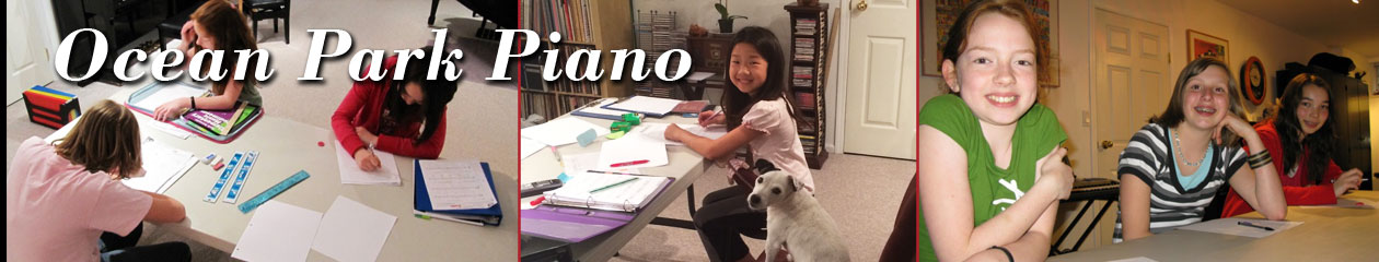 Ocean Park Piano. 12539 19 Ave, Surrey. Piano Lessons and RCM Exam Preparation